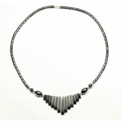 Hematitový - náhrdelník