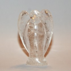 Anděl 5 cm - Křišťál