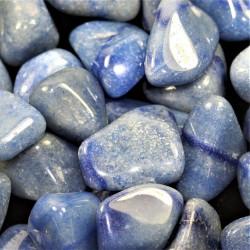 Avanturín modrý tromlovaný (leštěný) valounek