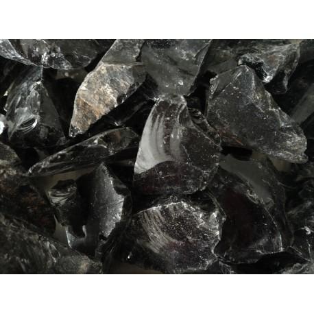 Obsidián surový 1 kg