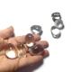 křišťálový valounek 3,1 mm 1