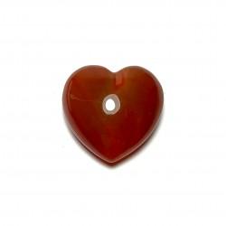 srdce Karneol 4 cm