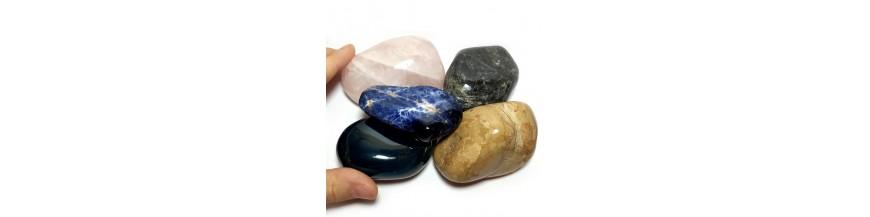 Tromlované kameny (jumbo) velké kusy